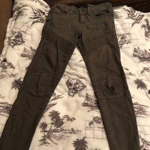 Mid Rise Flying Monkey Jeans